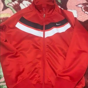 Nike Athletic Track Jacket